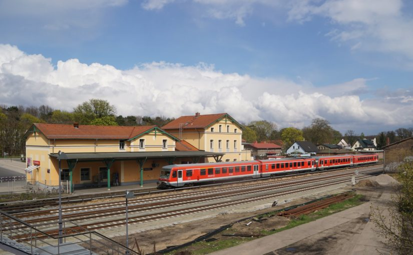 ein 628er-Doppel in Strausberg