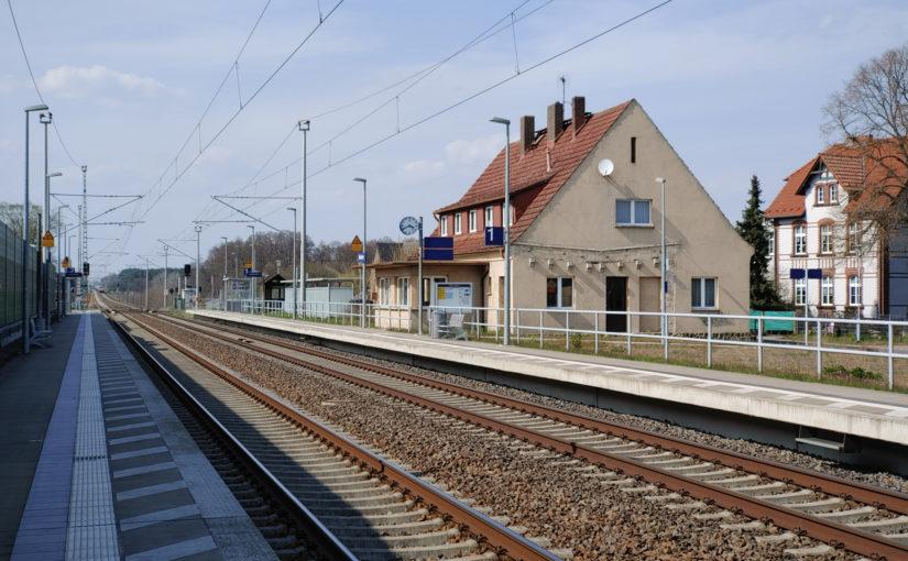 Bahnhof Grüneberg