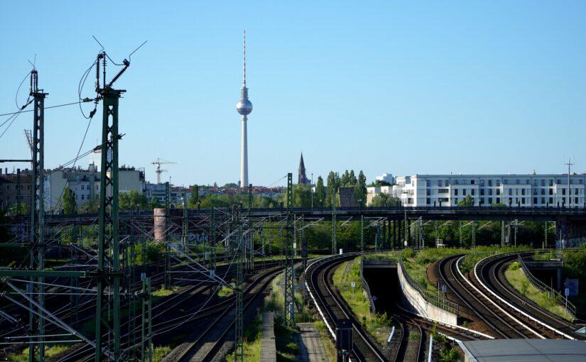 Fernsehturm und Behmbrücke
