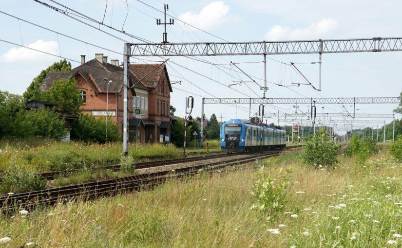 EN57AL-1515 als R88520 nach Kostrzyn in Godkow