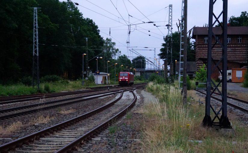 152 162-4 im Bahnhof Fermerswalde