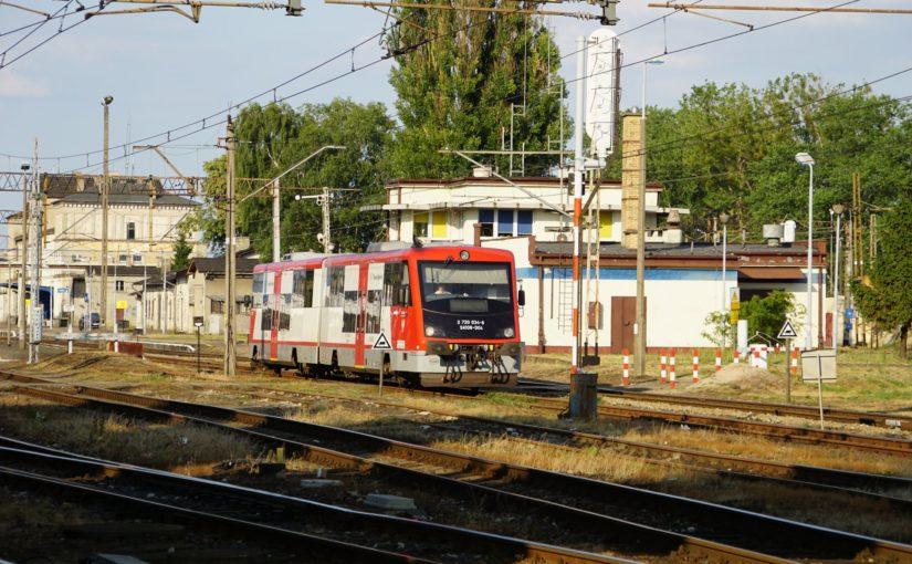 SA108-004 verläßt Krzyż Wielkopolski