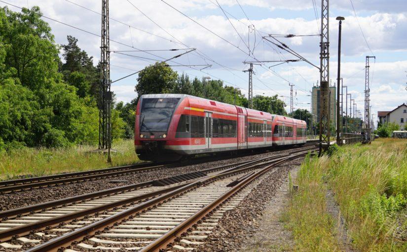 RE66 nach Szczecin Glówny in Biesenthal