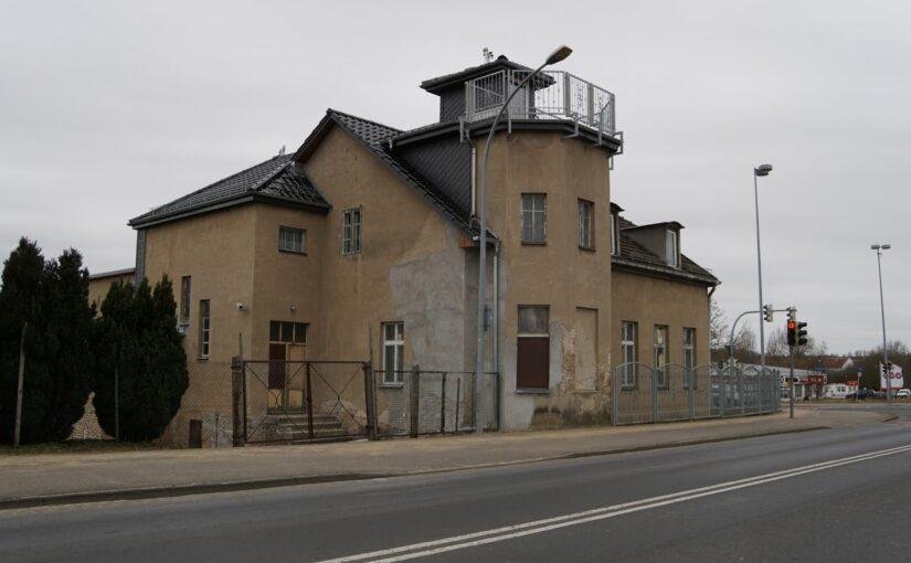 Chausseehaus zwischen Alt-Strelitz und Neustrelitz