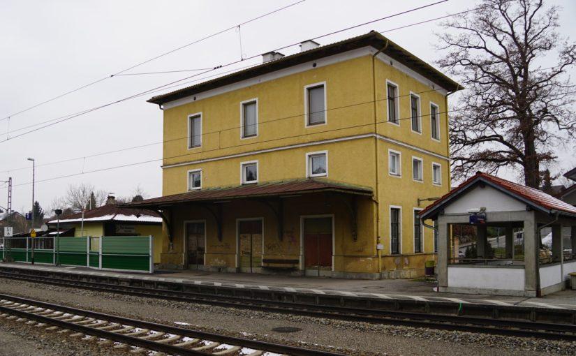 Bahnhof Ostermünchen