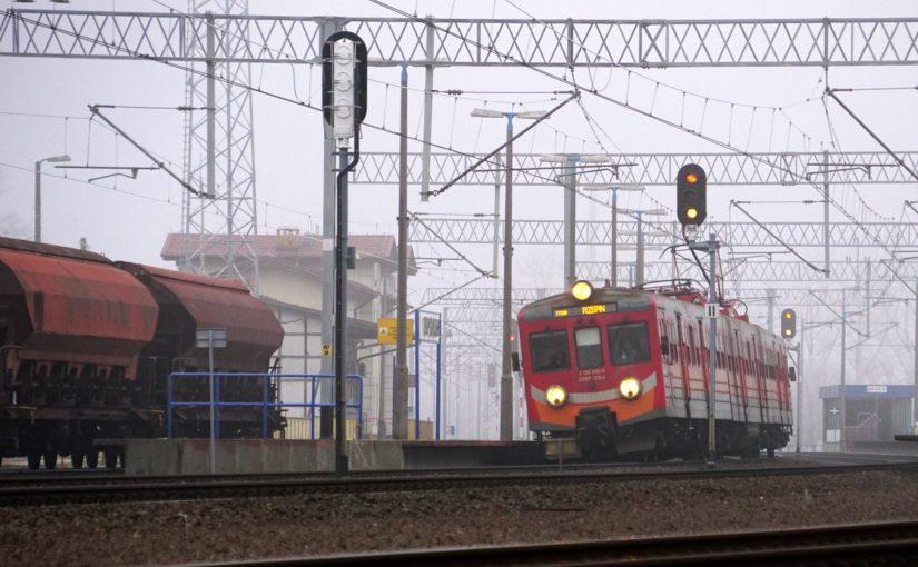 EN57-123ra als R77330 nach Rzepin in Toporów