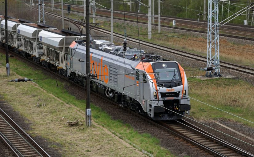 HVLE Eurodual 159 008 in Elstal