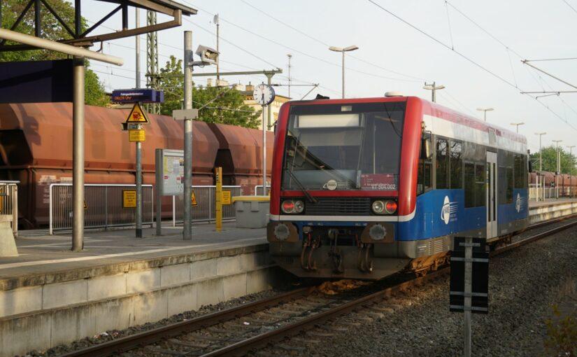 VT 504 002 in Neustadt (Dosse)
