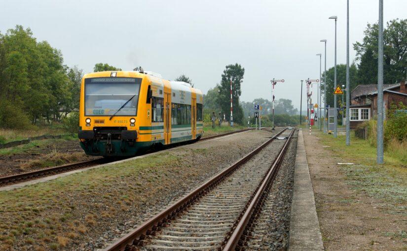 RB60 nach Berlin Lichtenberg in Niederfinow