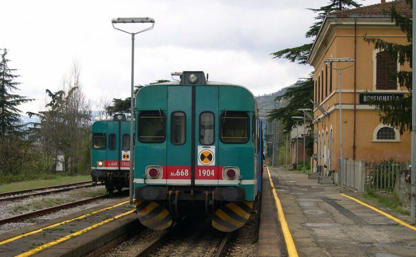 2x ALn668 in Brisighella