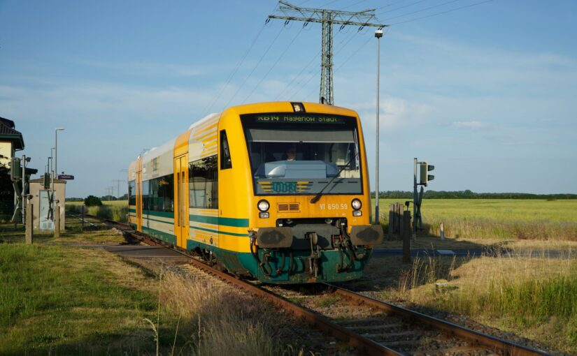 ODEG VT 650.59 in Dütschow
