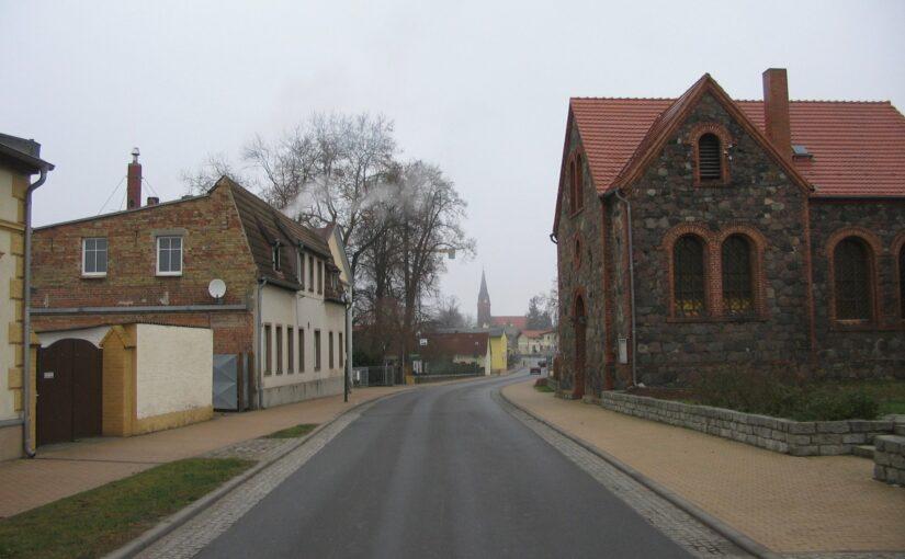 Die Kirchen von Schöpfurth und Steinfurth