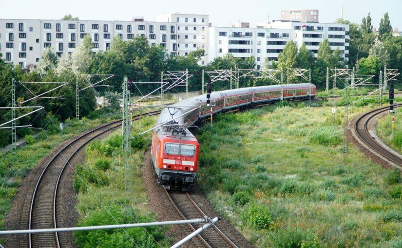 143 267 mit einem Ergänzungs-Regionalexpress nach Stralsund