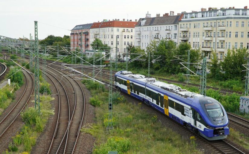 PESA Link als RB54 nach Rheinsberg